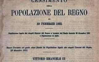 Storia: censimento italia garfagnana scuola