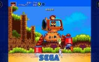 Mobile games: videogame  sega  sparatutto