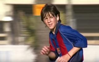 Calcio: messi  doping