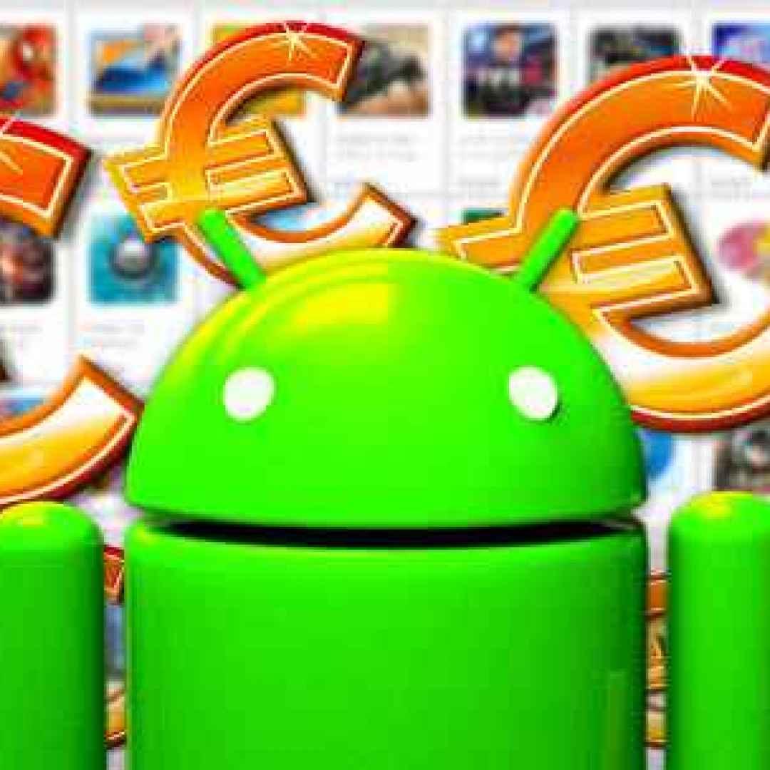 android sconti google giochi app
