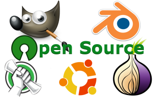 Open Source: software  open source
