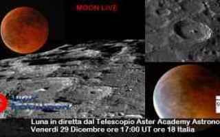 Astronomia: astronomia  luna  telescopio