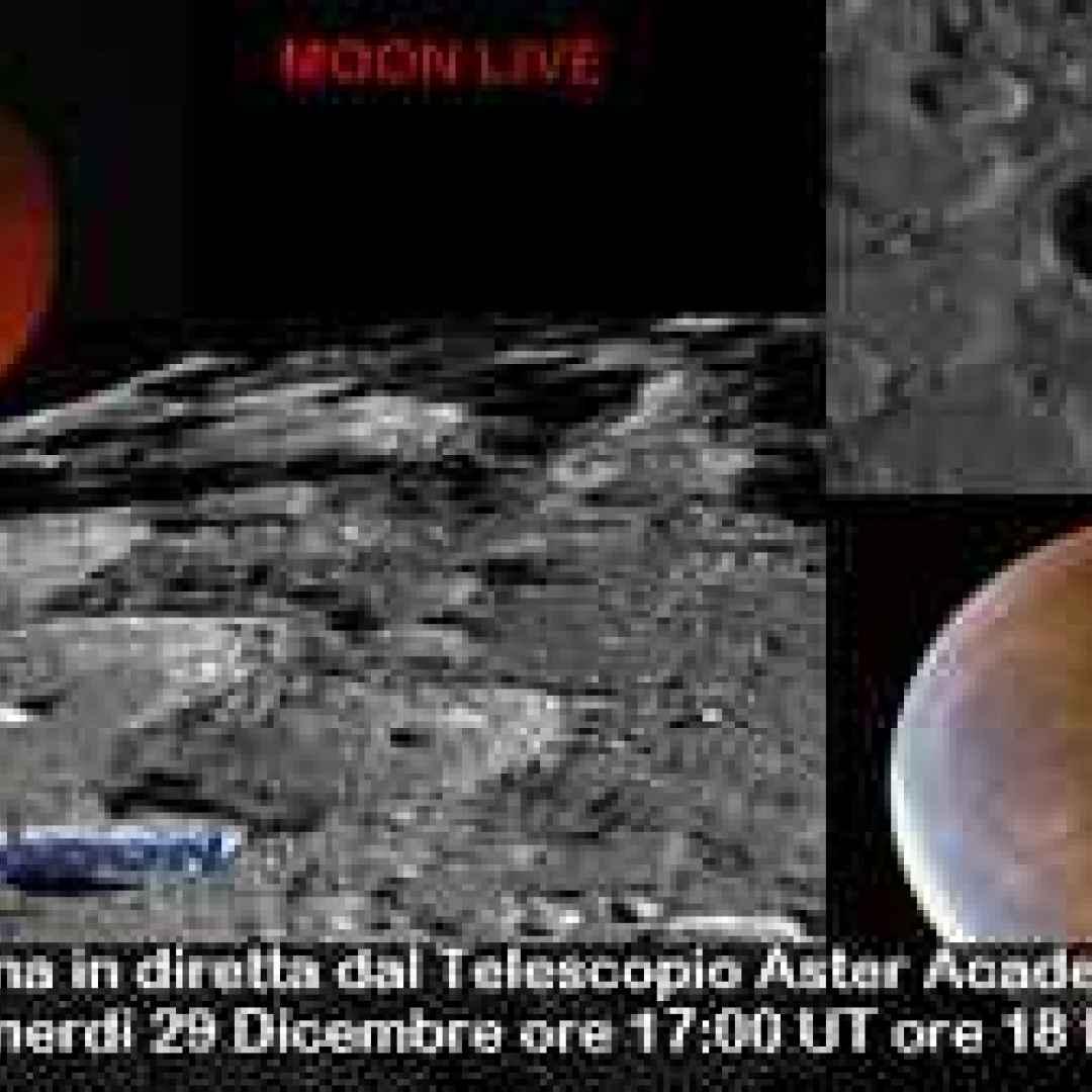 astronomia  luna  telescopio
