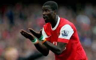 Calcio Estero: arsenal  eboue  thierry henry