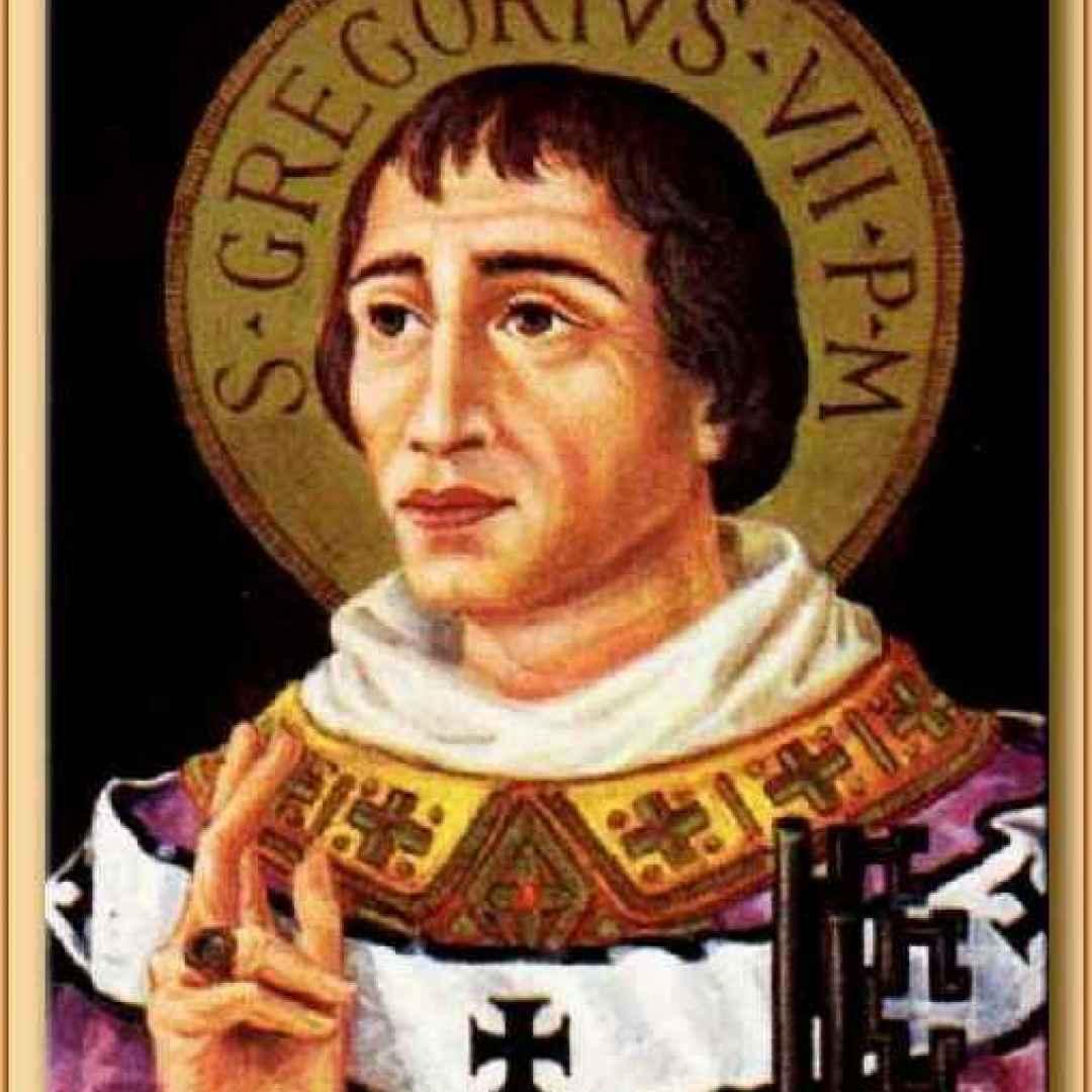 enrico iv  gregorio vii  papato  chiesa