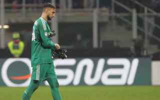 Serie A: milan  donnarumma  inter