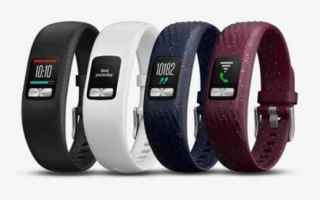 Gadget: garmin  fitness tracker