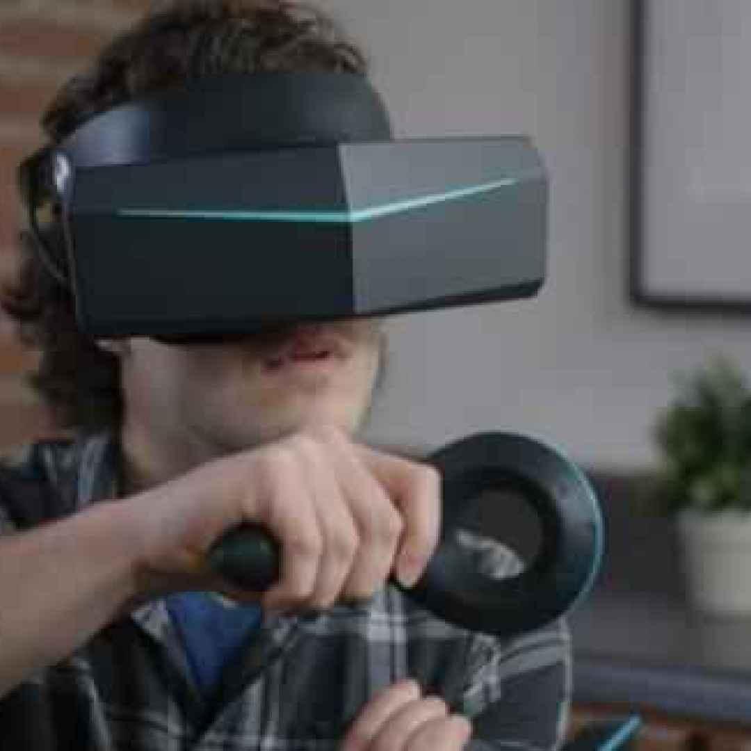 realtà virtuale  incidente  decesso