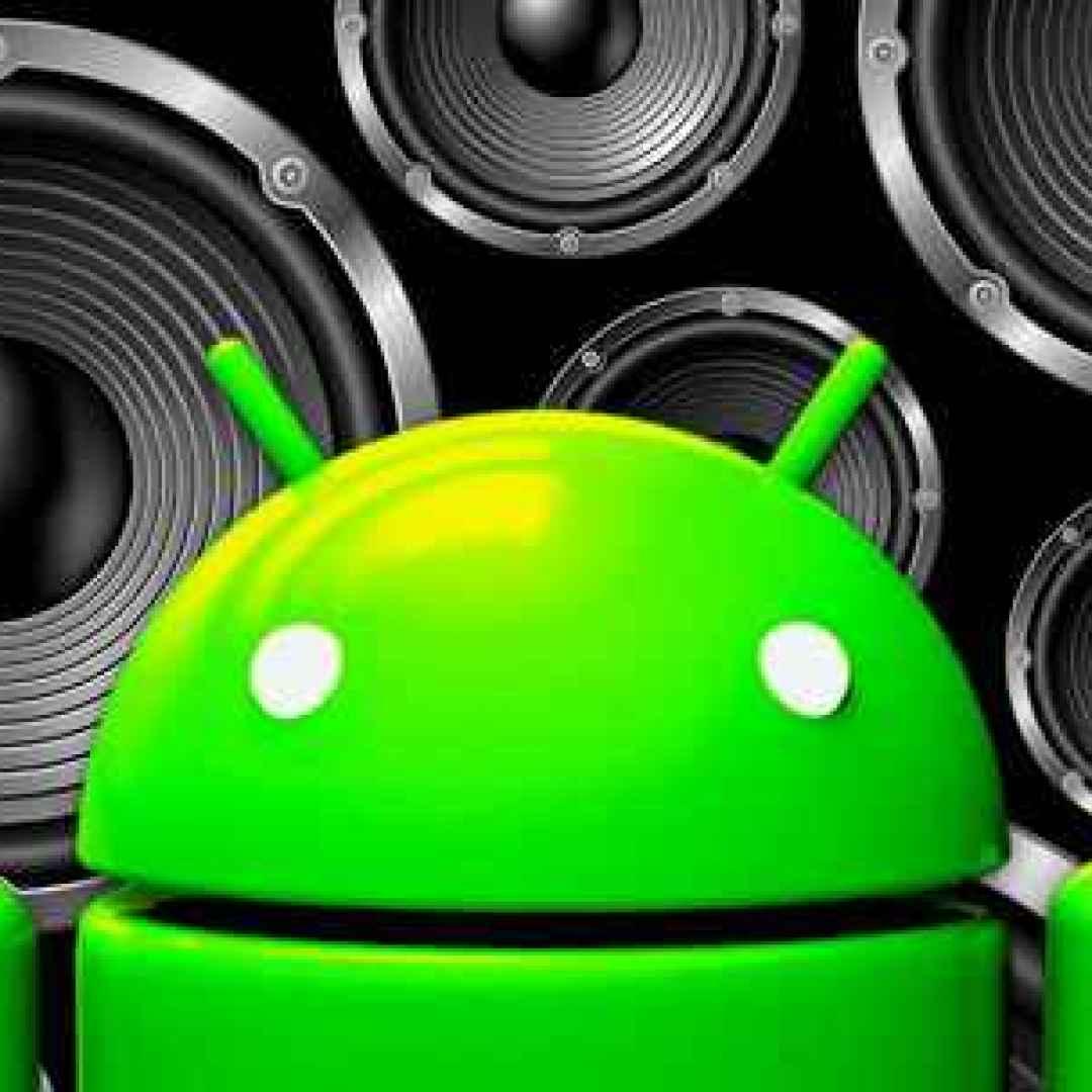 musica canzoni android applicazioni