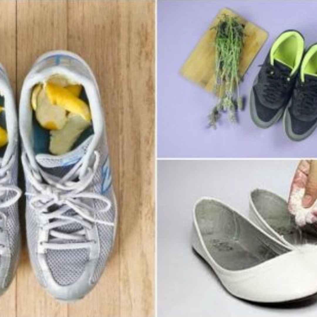 scarpe  cattivo odore scarpe