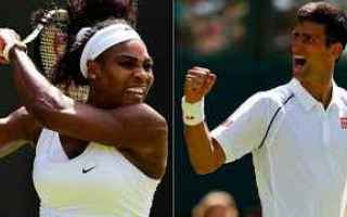 Tennis: tennis grand slam news djokovic williams