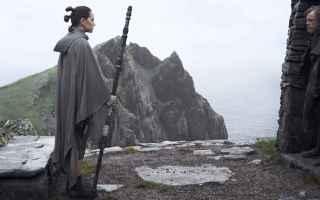 Cinema: star wars  gli ultimi jedi  guerre stellari
