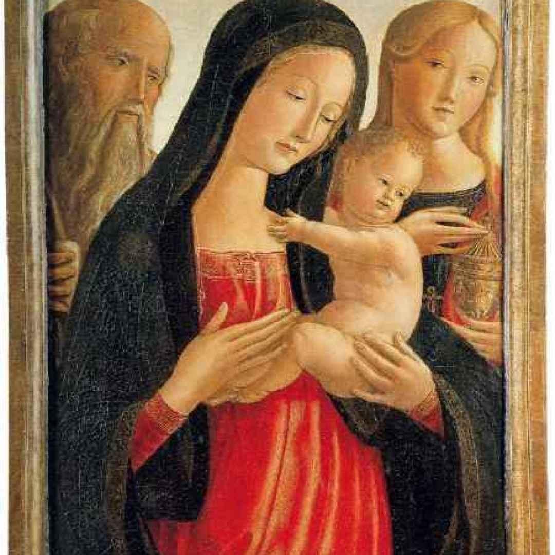 maria santissima  madre  dio