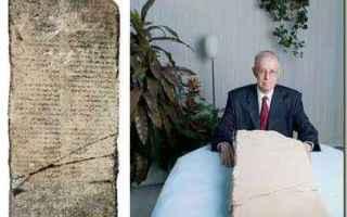 Cultura: mar morto  messia  profezia  stele