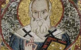 Religione: san gregorio nazianzeno  trinità