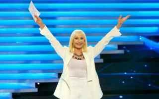 Televisione: raffaella carrà  cristina parodi  domenica in