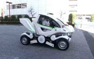 Automobili: auto robot  giappone