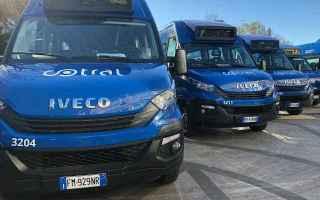 Roma: cotral  lazio  trasporto pubblico