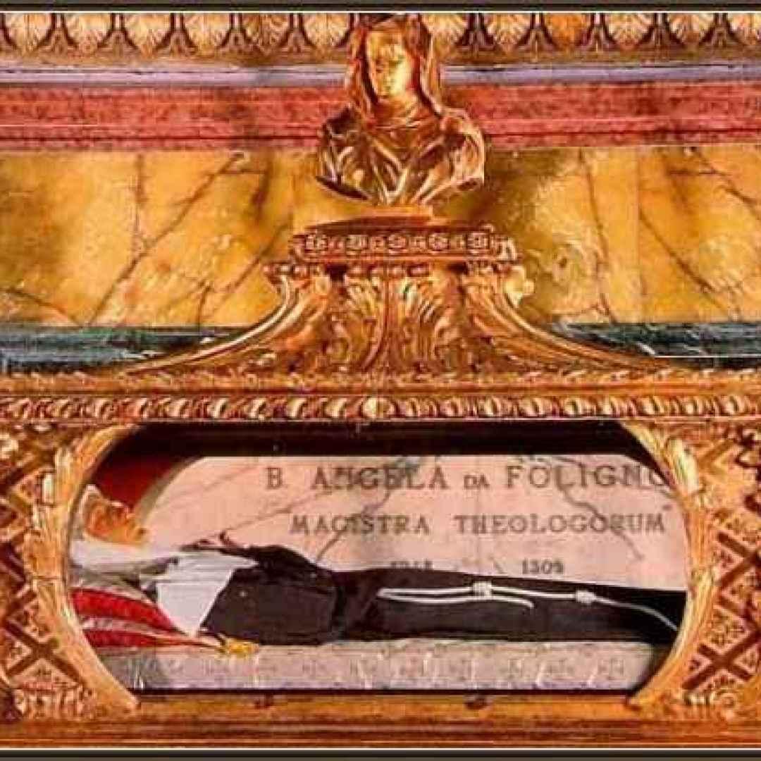 angela da foligno  assisi  francesco
