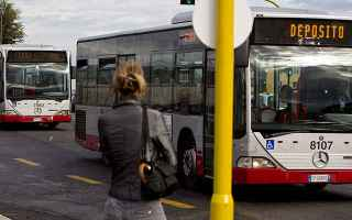 Roma: atac  sciopero  roma  trasporto pubblico