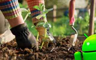 Giardinaggio: orto  android  natura  ortaggi