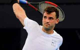 Tennis: tennis grand slam atp 250 brisbane