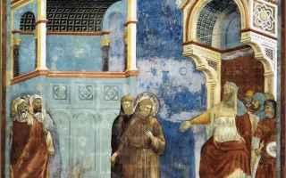Storia: cristo  francesco  saladino  bonaventura