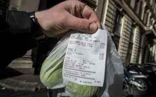 Leggi e Diritti: sacchetti biodegradabili  sacchetti di plastica