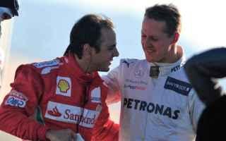 Formula 1: formula 1  massa  schumacher