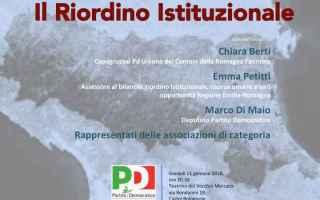 Notizie locali: castel bolognese  pd  marco di maio