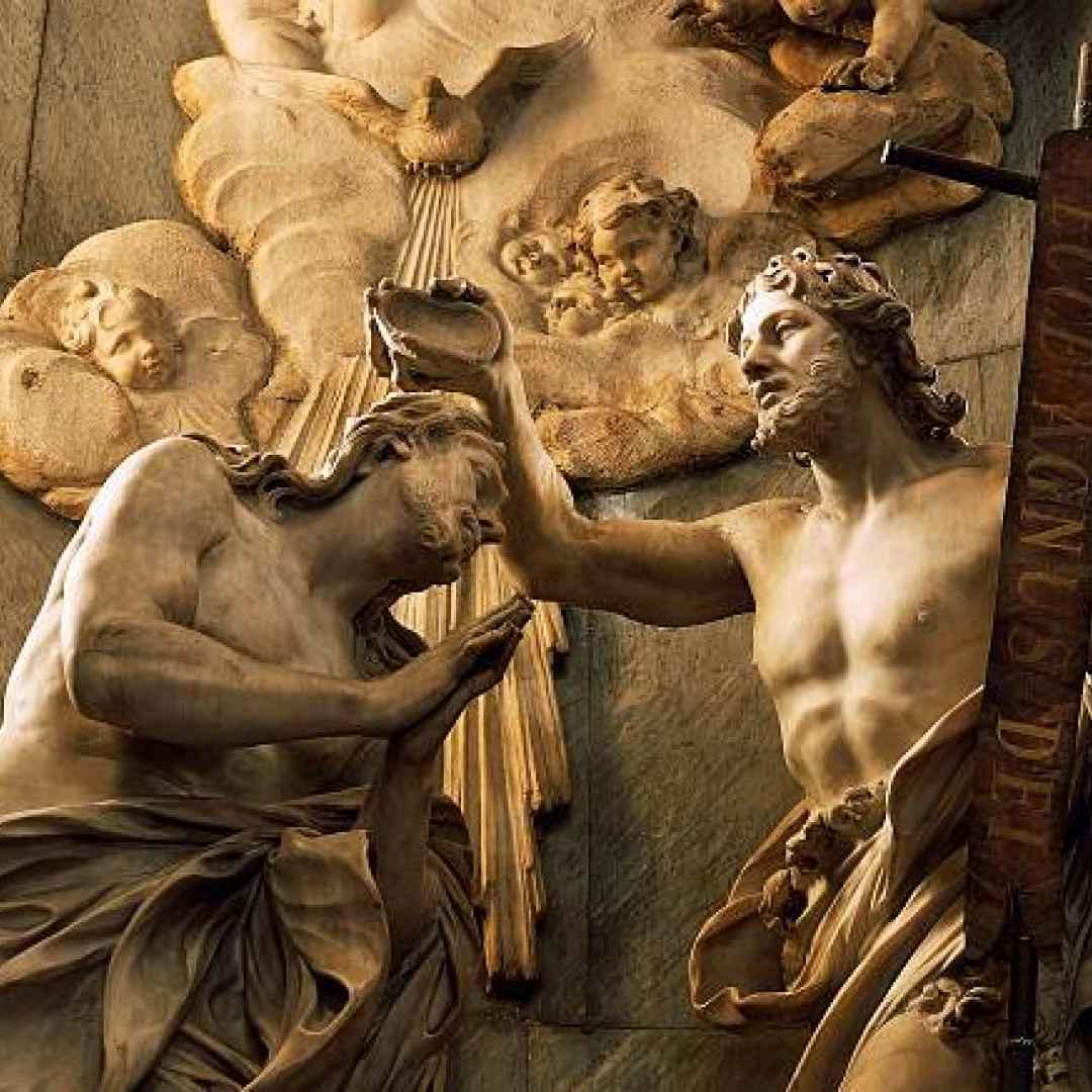 religione  battesimo  bibbia  gesù