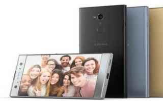 Cellulari: sony  smartphone  ces 2018