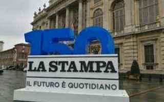 Torino: torino  anniversario  giornale