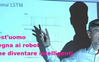 schmidhuber ai  robot  nexidia nnaisense