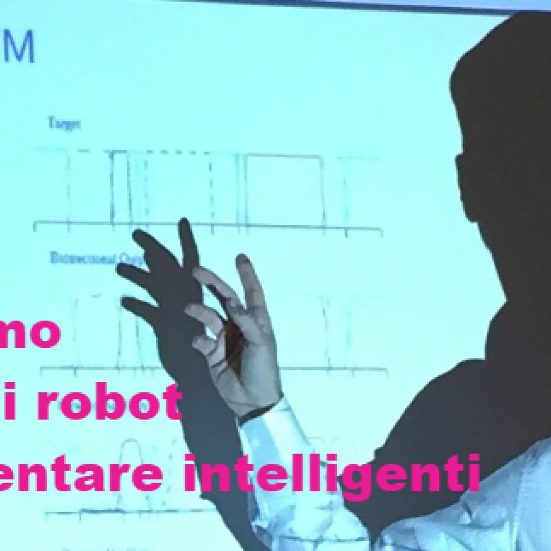 Il Prof Schmidhuber, crea robot più intelligenti - di lui