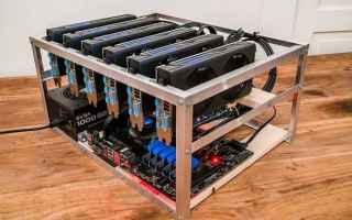 Hardware: rig per minare ethereum: come costruirlo