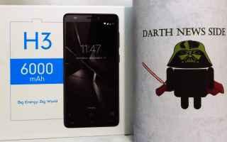 Cellulari: cubot h3  smartphone  recensione  tech
