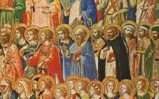 Religione: santi  beati  calendario