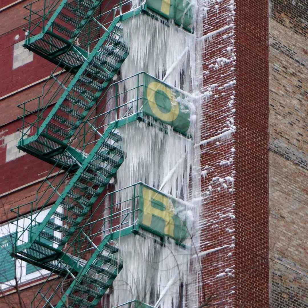 fotografia  ghiaccio  fotogiornalismo