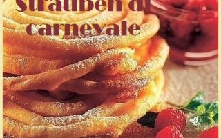 Ricette: carnevale  ricetta  frittelle  tirolesi