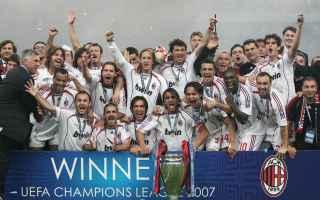 Champions League: juventus  milan  champions league