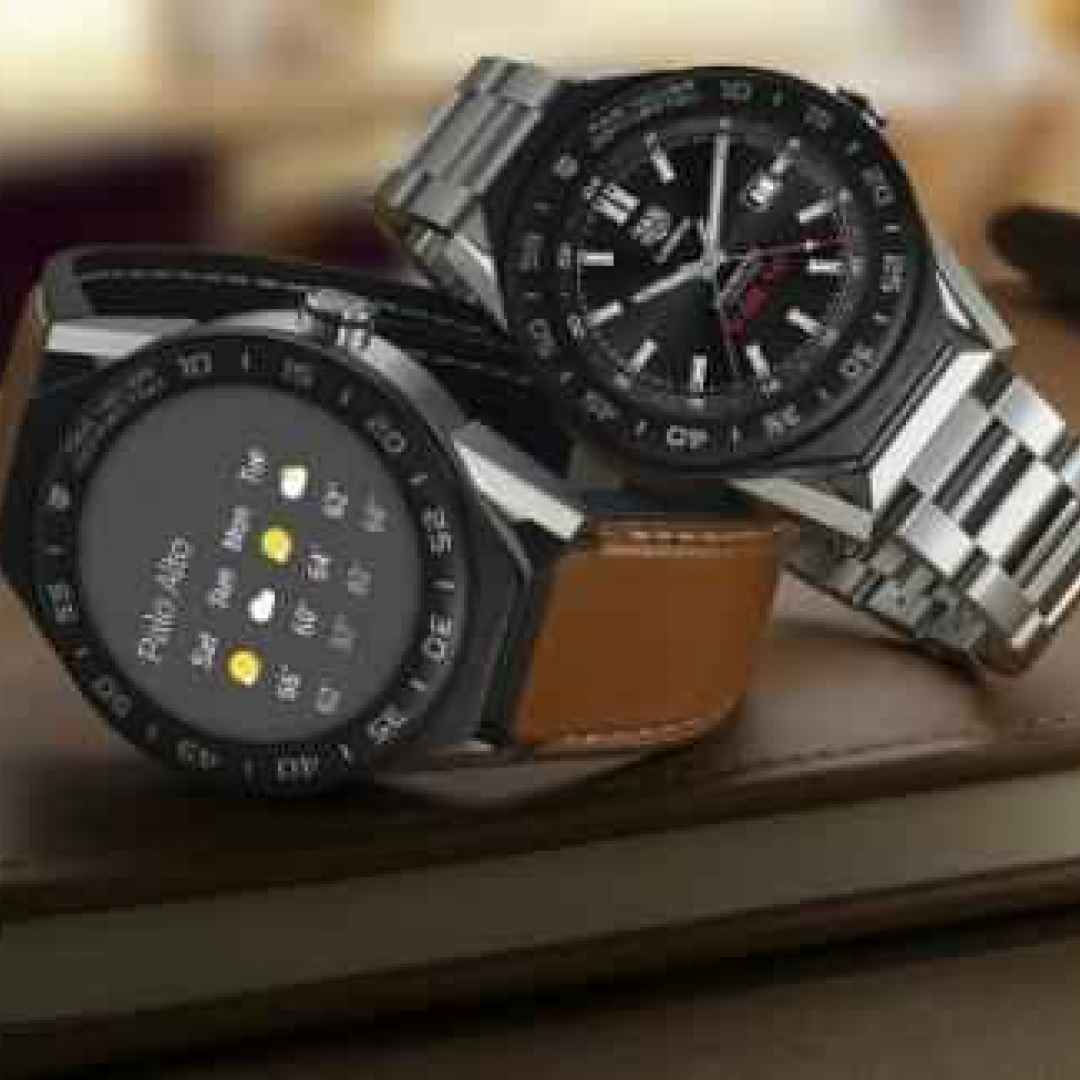 tag heur  smartwatch  lusso