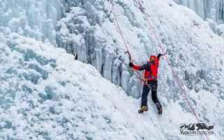 Sport Invernali: viaggi  borghi  sottoguda  ice climbing