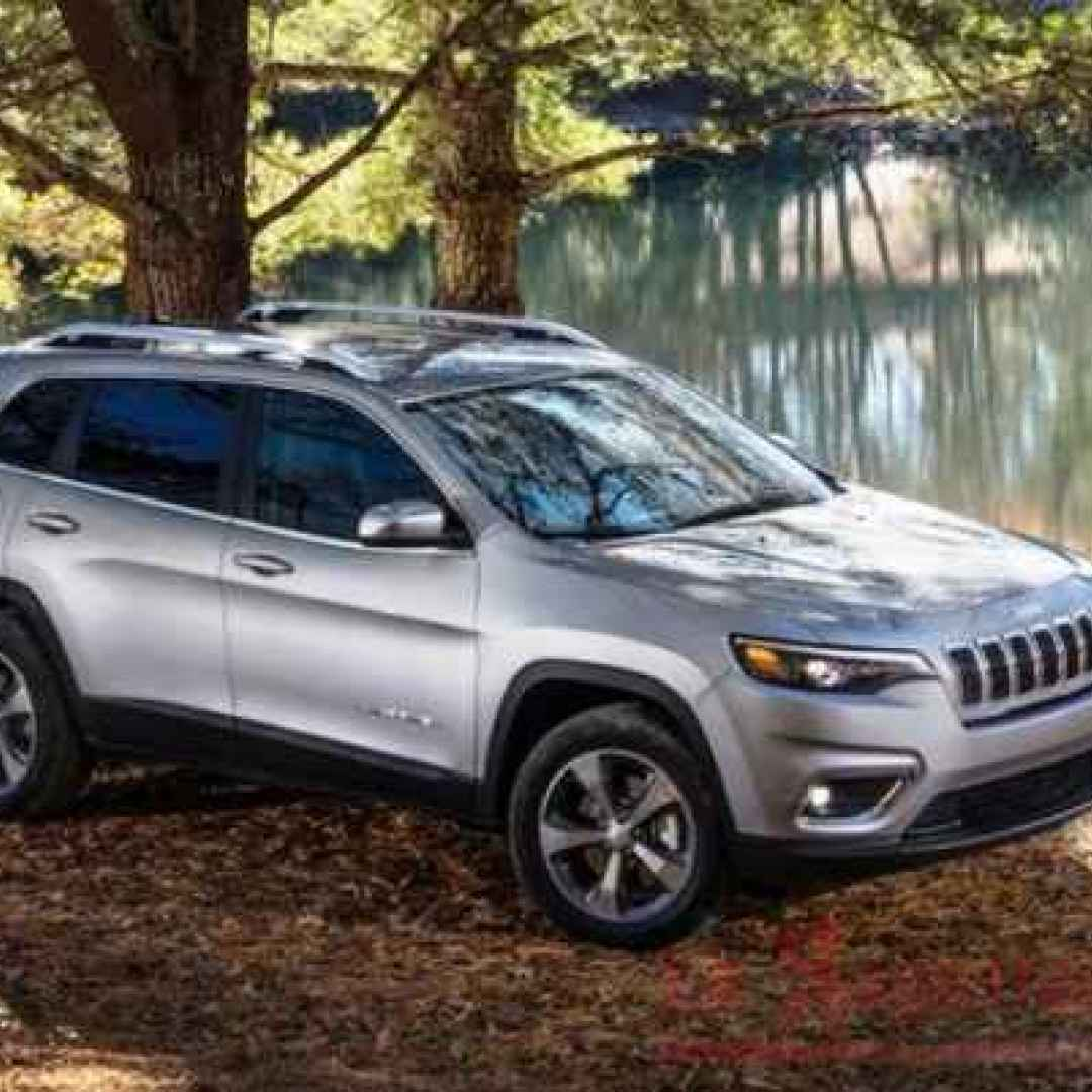 jeep  cherokee 2019  lifting