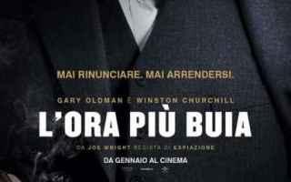 Cinema: ora più buia cinema gary oldman