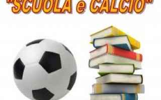 Cultura: scuola  istruzione  sport  calcio