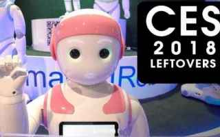 Gadget: robot  ces  intelligenza artificiale