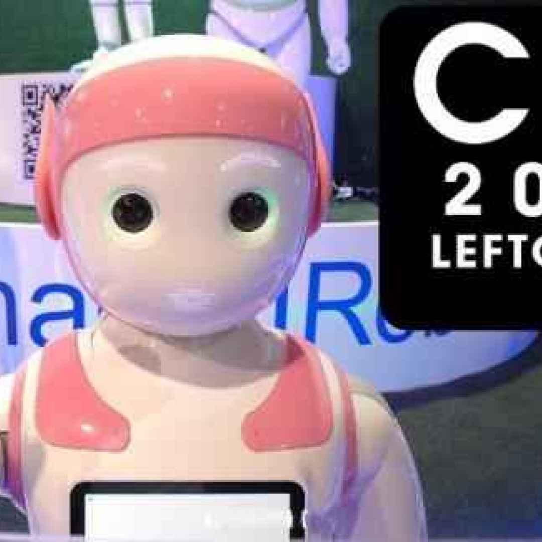 robot  ces  intelligenza artificiale