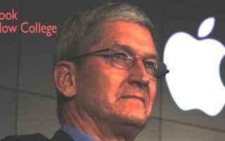 Social Network: tim cook apple mac pericolo social