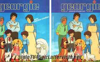 Anime: georgie  sigle tv  cartonianimati  sigle  anime  lady georgie
